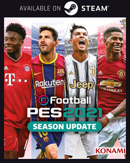 eFootball PES 2021 STEAM FREE STEAM KEY DOWNLOAD