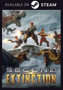 Second Extinction Steam free key download code