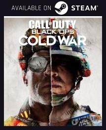 Black Ops Cold War Steam free key download code