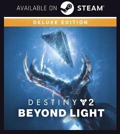 Destiny 2 Beyond Light Steam free key download code
