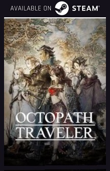 Octopath Traveler Steam free key download code