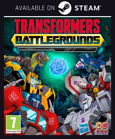Transformers Battlegrounds Steam free key download code