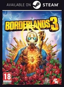Borderlands 3 Steam free key download code