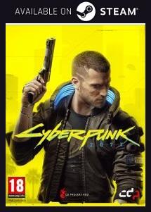 Cyberpunk 2077 Steam free key download code