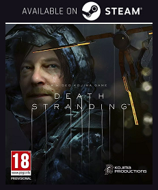 Death Stranding Steam free key download code