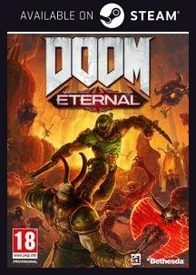 Doom Eternal Steam free key download code