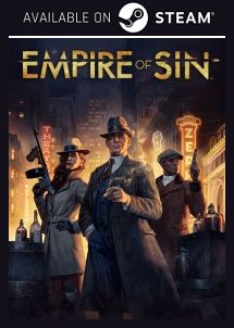 Empire of Sin Steam free key download code