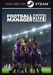 Football Manager 2021 Steam free key download code