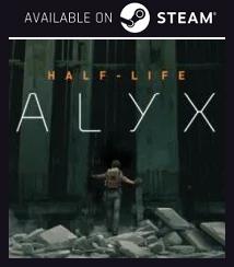Half-Life Alyx Steam free key download code