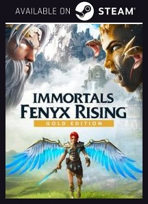 Immortals Fenyx Rising Steam free key download code