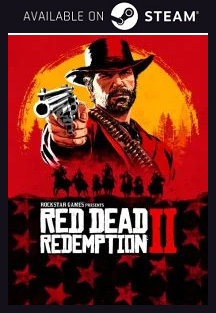 Red Dead Redemption 2 Steam free key download code