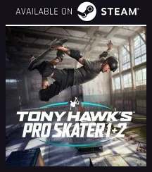 Tony Hawk's Pro Skater 1+2 Steam free key download code