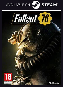 Fallout 76 Steam free key download code