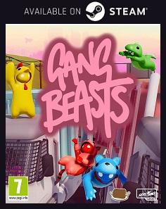 Gang Beasts Steam free key download code