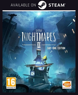 Little Nightmares 2 Steam free key download code