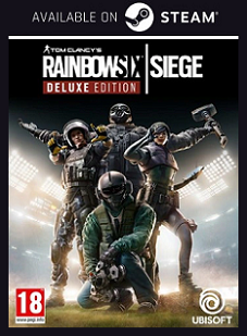 Rainbow Six Siege Steam free key download code