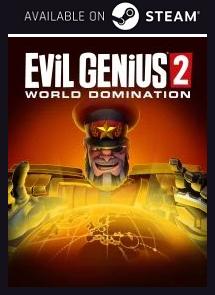Evil Genius 2 Steam free key download code