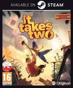 It Takes Two Steam free key download code