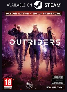 Outriders STEAM free redeem code download