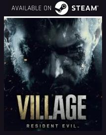 Resident Evil Village Steam free key download code