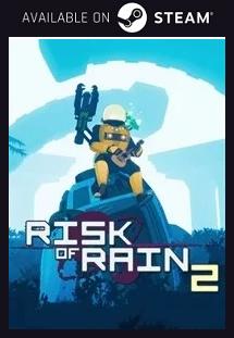 Risk of Rain 2 Steam free key download code