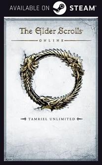 The Elder Scrolls Online Steam free key download code