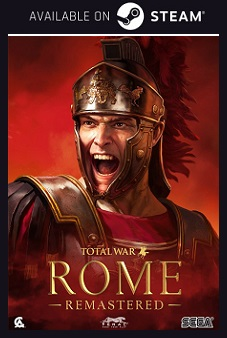 Total War Rome Remastered Steam free key download code