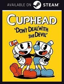 Cuphead Steam free key download code