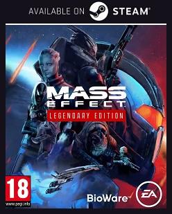 Mass Effect Legendary Edition Steam free key download code