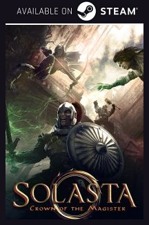 Solasta Crown of the Magister STEAM free redeem code download