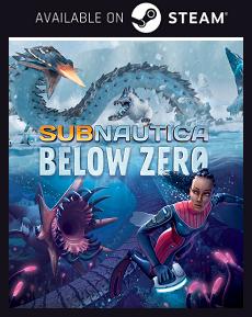Subnautica Below Zero STEAM free redeem code download