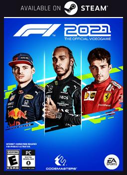 F1 2021 STEAM free redeem code download