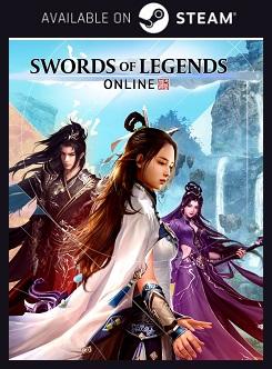 Swords of Legends Online Steam free key download code