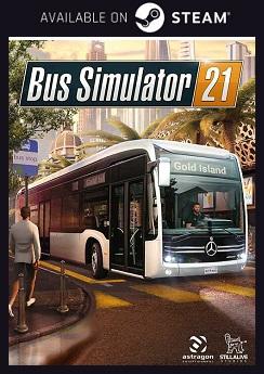 Bus Simulator 21 Steam free key download code