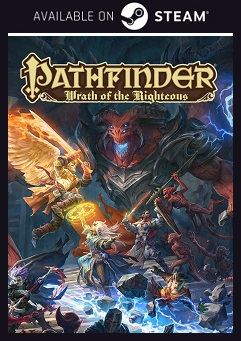 Pathfinder Wrath of the Righteous Steam free key download code