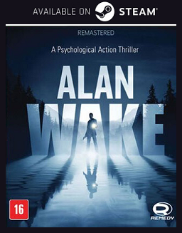 Alan Wake Remastered Steam free key download code