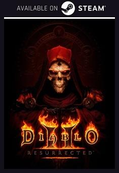 Diablo 2 Steam free key download code