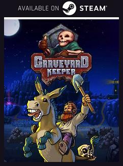 Graveyard Keeper Steam free key download code