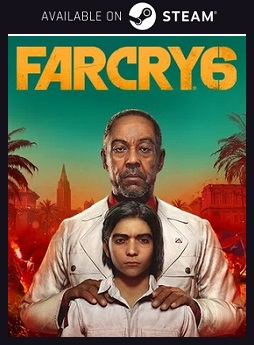 Far Cry 6 Steam free key download code