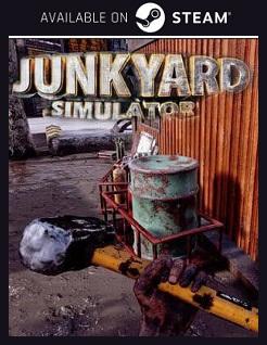 Junkyard Simulator Steam free key download code